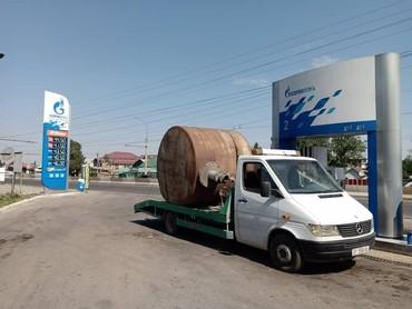 Грузовое такси. грузоперевозки на спринтере - эвакуаторе в Бишкек