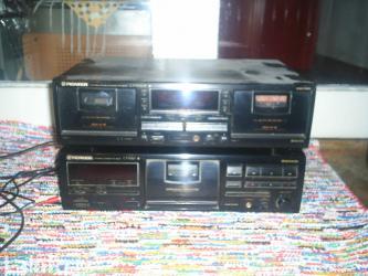 Kupujem cd player,kasetdek,tjuner i tehnicku robu - Beograd