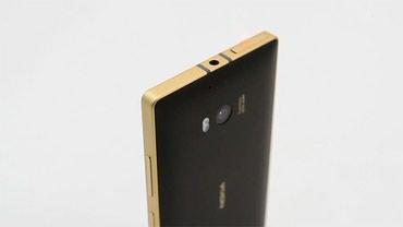 Продам Nokia Lumia 930 Gold & Black в отличном в Бишкек