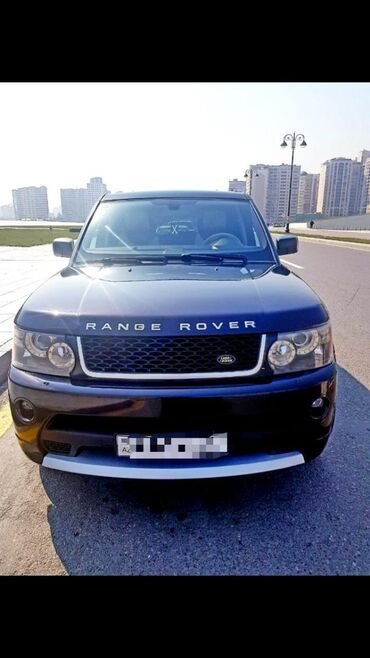 Land Rover Discovery Sport 2.7 l. 2009 | 200000 km