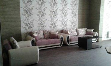 Сдается в аренду квартира в элитном доме в джале, с мебелью. минимальн в Бишкек