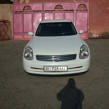 Nissan Skyline 2002 в Узген