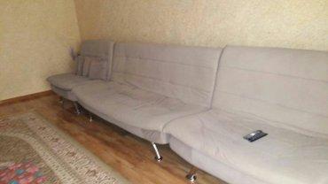 продаю диван 3/1  хорошем состояние пости новые в Бишкек
