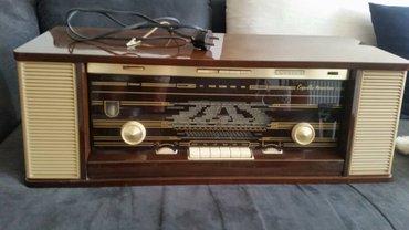 Radio PHILIPS Capella Reverbeo B7X43A/62 - Belgrade