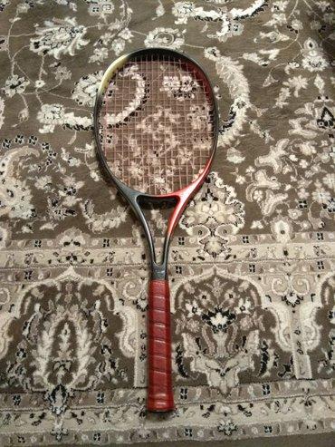 Ракетки в Кыргызстан: Ракетка для большого тенниса