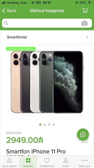 apple 6 - Azərbaycan: Yeni IPhone 11 Pro 256 GB Qızılı