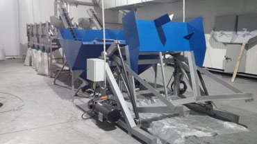 "Box tilter/box tipper ""PKH/1"" has been designed for unloading of boxes σε Athens"