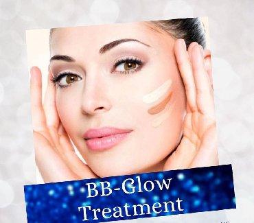 BB glow,uzun tonal effekti kimi ishlenmesi