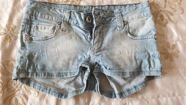 Nesal jeans - Srbija: Nesal šorts, par puta obučen, veličine 26, kao nov