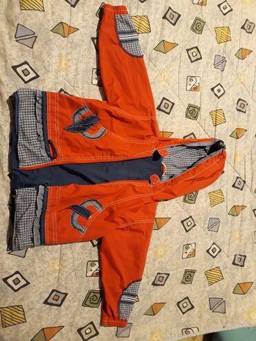 Muska jaknica koncana - Srbija: Dečija muska tanka jaknica