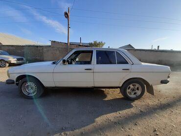 квартиры в балыкчы in Кыргызстан | БАТИРЛЕРДИ САТУУ: Mercedes-Benz W123 2 л. 1983
