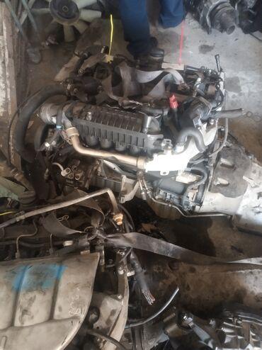 мотор 2 7 cdi mercedes в Кыргызстан: Продаю привозные моторы дизель 2.2. 2.7 CDI