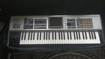 bmw x6 m50d servotronic u Srbija: Klavijatura Korg Fantom x6 u perfektnom stanju ispravnosti, radi svako