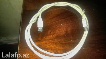 Bakı şəhərində Ag rengli Printer kabel
