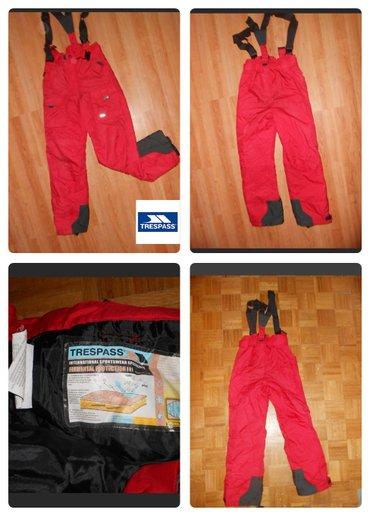 Pantalone ski trespass vel. 11/12 - Belgrade
