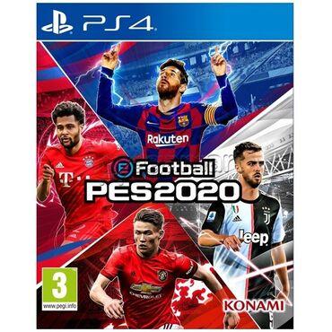 anbarın icarəsi - Azərbaycan: PES 2020 PS4 oyun diskinin icarəsi2 - günlük - 5 AZN10 - günlük - 10
