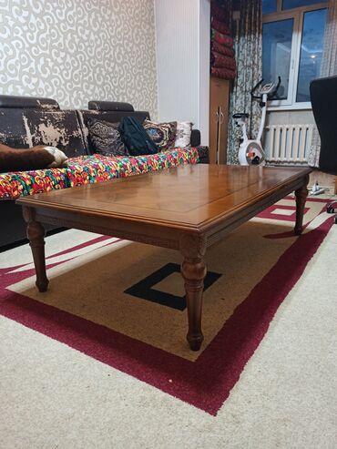 Продаю стол из натурального дерева Длинна 150 смШирина 90 смВысота 45