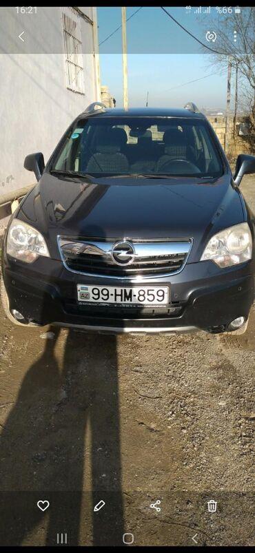| Astara: Opel Antara 2 l. 2007 | 200 km