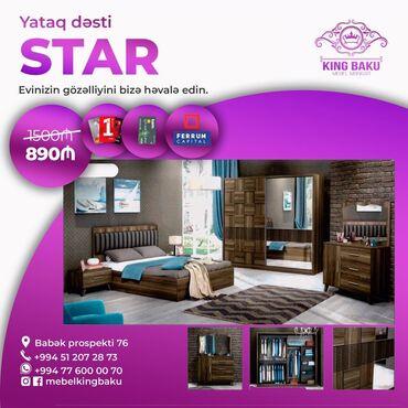 мягкая мебель - Azərbaycan: Yataq mebel dəstləri