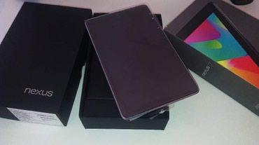 Bakı şəhərində Nexus 7 , 32Gb yaddash, ram 2 gb. Planshet teze gutuda.