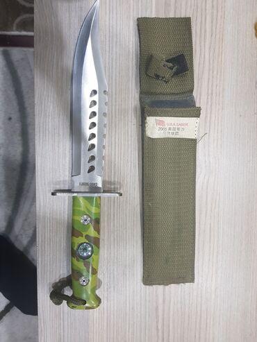 Охота и рыбалка - Азербайджан: Əla ov bıçağı.ABŞ istehsalıdır