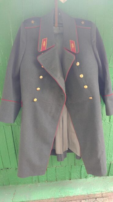 Другая мужская одежда в Бишкек: Шинель генеральская, производство СССР