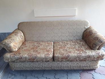 Продаю мягкую мебель б/у  в отличном в Бишкек