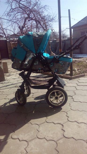 Продаю очень хорошую коляску, в Бишкек