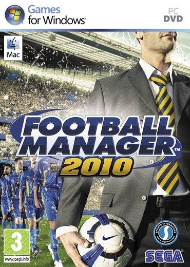 Sales manager - Srbija: Football manager 2010igra za pc (racunar i lap-top)ukoliko zelite da