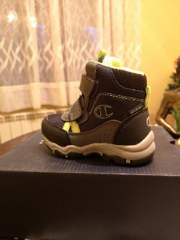 Dečije Cipele i Čizme | Zrenjanin: Champion čizmice broj 22 ORIGINAL