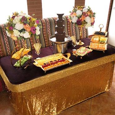 шоколадный фонтан в Кыргызстан: Свадьба, юбилей! Премиум версия ШОКОЛАДНЫЙ ФОНТАН в золоте! Фруктовая