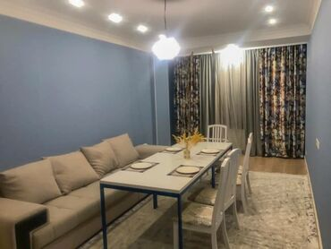 Сдается квартира: 3 комнаты, 126 кв. м, Бишкек