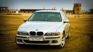bmw-5-серия-520-5mt - Azərbaycan: BMW 520 2 l. 1997 | 355000 km