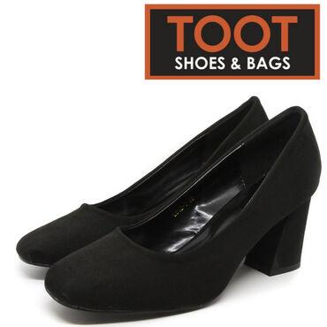 черные женские туфли в Кыргызстан: Туфли женские  toot shoes&bags  Артикул: L512-1 (2)  Цвет: Черный