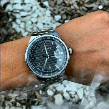 Наручные часы CURREN Мужские часы•часы из нержавеющей