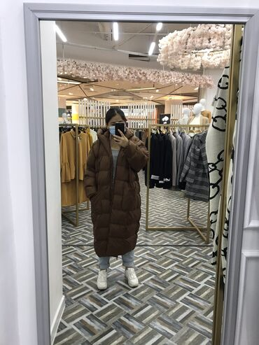работа в германии 2020 вакансии в Кыргызстан: Продаю куртку Тренд 2020 Турция🇹🇷 Новая, с этикеткой Размер: стандарт