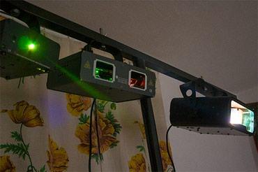 Продаю световое оборудование - в Бишкек