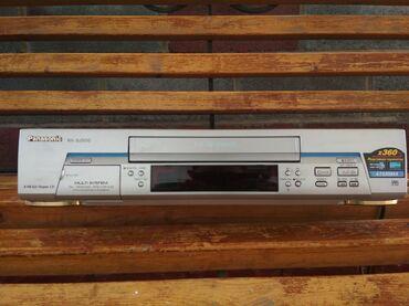 Видеомагнитофон кассетный Panasonic SJ500Состояние: новыйПровода все