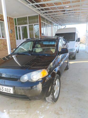 Кулиева жалап кыздар - Кыргызстан: Honda HR-V 1.6 л. 2000