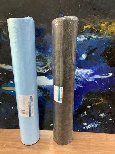 Одноразовые простыни, голубой и бел цвет!!Оптом и в розницу!!!.Цена