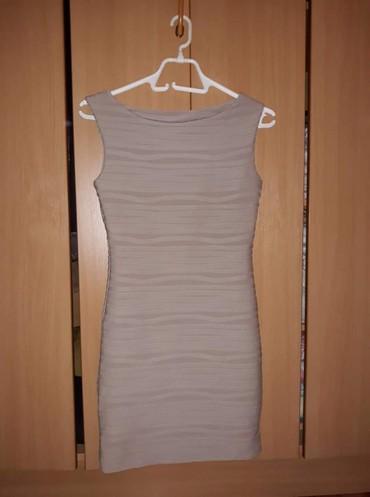 Haljina prelepa, obucena svega 2 puta. Kao nova odgovara velicinama S - Belgrade