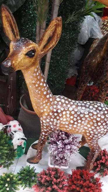 velosiped satisi gence - Azərbaycan: Ceyran heykel dekor 450 manat seher daxili catdirilmaanbardan satis
