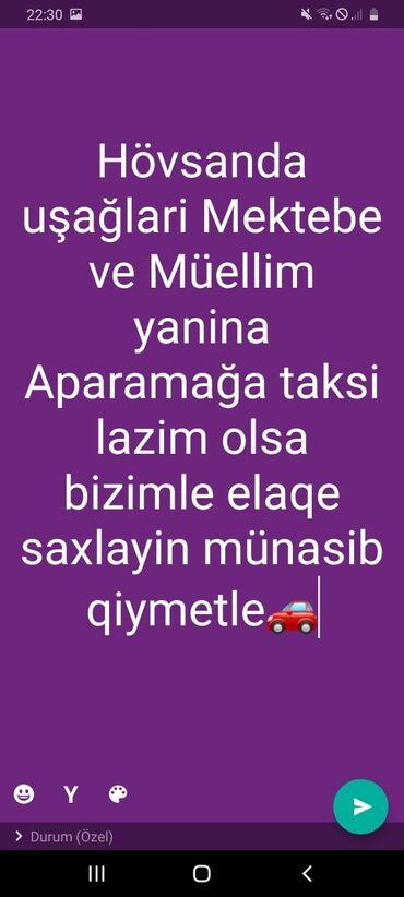 Digər xidmətlər - Azərbaycan: BUYURUN