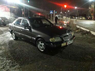 Mercedes-Benz CLC-Class 1.8 л. 1993