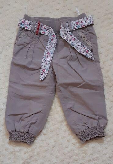 Za decu - Srbija: TAKKO pantalonice za devojčice br 80
