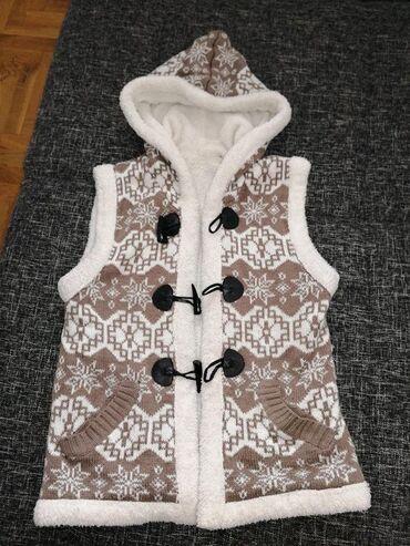 Dečija odeća i obuća - Trstenik: Prsluk Udoban i mekan