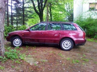 Audi-a4-1-9-tdi - Srbija: Audi A4 Allroad Quattro 1998