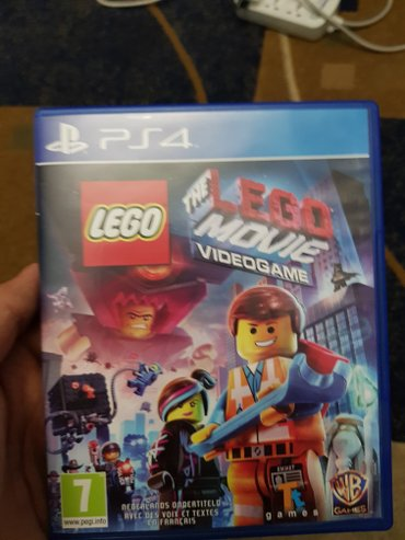 Продаю Lego movie на ps4 в Бишкек