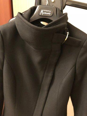 автоматика для ворот в Азербайджан: Короткое пальто-пиджак Guess by Marciano. Размер S. В очень хорошем