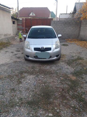 Транспорт - Кыргызстан: Toyota Yaris 1.3 л. 2006 | 156000 км